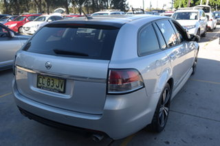 2014 Holden Commodore VF MY14 SV6 Sportwagon Storm Silver 6 Speed Sports Automatic Wagon