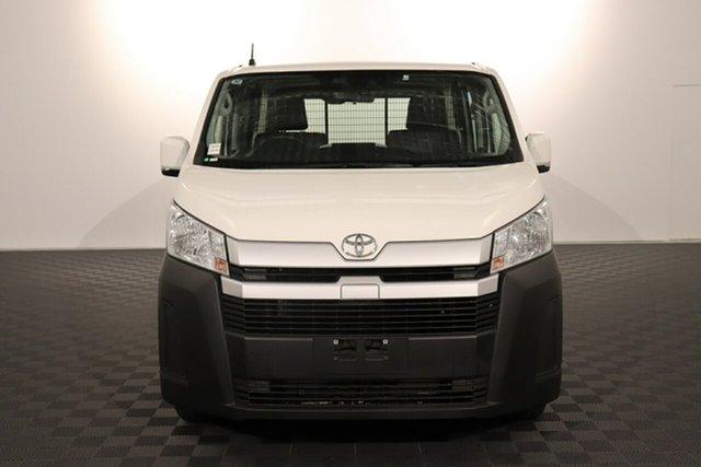 Used Toyota HiAce GDH300R LWB Acacia Ridge, 2020 Toyota HiAce GDH300R LWB French Vanilla 6 speed Automatic Van