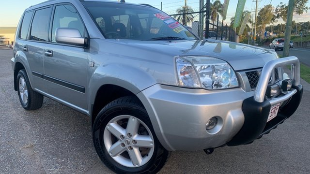 Used Nissan X-Trail T30 MY04 ST-X Special Edition (4x4) Loganholme, 2005 Nissan X-Trail T30 MY04 ST-X Special Edition (4x4) Silver 5 Speed Manual Wagon