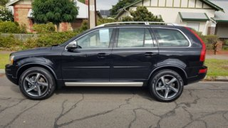 2014 Volvo XC90 MY14 3.2 R-Design 6 Speed Automatic Geartronic Wagon.