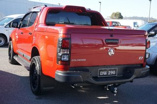 2015 Holden Colorado RG MY16 Z71 Crew Cab Red 6 Speed Sports Automatic Utility