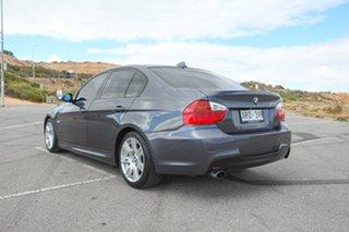 2007 BMW 3 Series E90 320i Steptronic Grey 6 Speed Automatic Sedan.