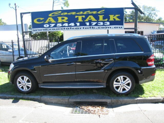 Used Mercedes-Benz GL320 CDI 164 320 CDI Nambour, 2008 Mercedes-Benz GL320 CDI 164 320 CDI Black 7 Speed Automatic G-Tronic Wagon