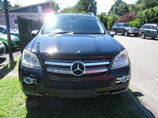 2008 Mercedes-Benz GL320 CDI 164 320 CDI Black 7 Speed Automatic G-Tronic Wagon.