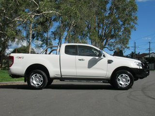2017 Ford Ranger PX MkII 2018.00MY XLT Super Cab White 6 Speed Sports Automatic Utility.