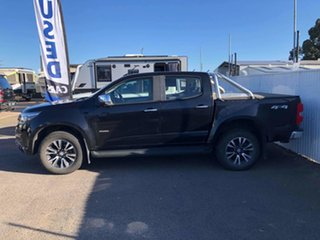 2017 Holden Colorado RG MY17 LTZ Pickup Crew Cab 4x2 Black 6 Speed Sports Automatic Utility