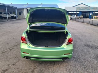 2007 Toyota Aurion GSV40R Sportivo SX6 Green 6 Speed Automatic Sedan