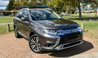 2019 Mitsubishi Outlander ZL MY19 ES 2WD Bronze 6 Speed Constant Variable Wagon.