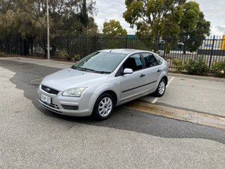 2006 Ford Focus LS CL Silver 4 Speed Sports Automatic Hatchback.
