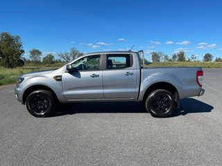 2020 Ford Ranger PX MkIII 2021.25MY XLS Aluminium Silver 6 Speed Sports Automatic Double Cab Pick Up