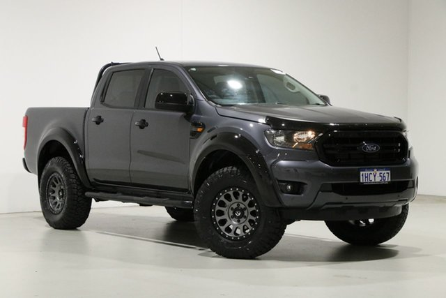 Used Ford Ranger PX MkIII MY20.75 XLS 3.2 (4x4) Bentley, 2020 Ford Ranger PX MkIII MY20.75 XLS 3.2 (4x4) Graphite 6 Speed Automatic Double Cab Pick Up