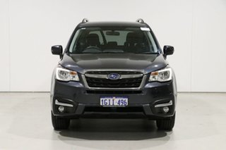 2017 Subaru Forester MY17 2.5I-L Graphite Continuous Variable Wagon.