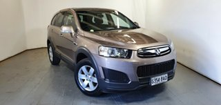 2013 Holden Captiva CG MY14 7 LS Bronze 6 Speed Sports Automatic Wagon.