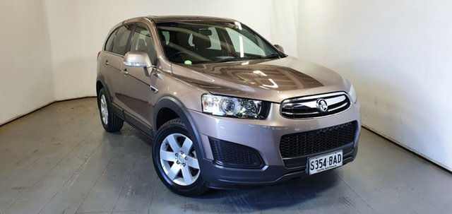 Used Holden Captiva CG MY14 7 LS Elizabeth, 2013 Holden Captiva CG MY14 7 LS Bronze 6 Speed Sports Automatic Wagon