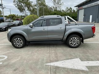 2016 Nissan Navara D23 ST-X Grey 7 Speed Sports Automatic Utility