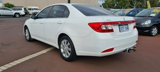 2008 Holden Epica EP MY09 CDX White 6 Speed Sports Automatic Sedan