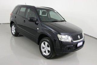 2010 Suzuki Grand Vitara JT MY08 Upgrade (4x4) Black 5 Speed Manual Wagon