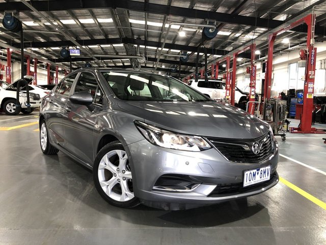 Pre-Owned Holden Astra BL MY18 LT Oakleigh, 2018 Holden Astra BL MY18 LT 6 Speed Sports Automatic Sedan
