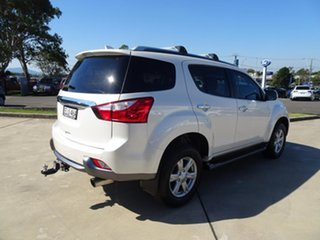 2016 Isuzu MU-X MY15 LS-T Rev-Tronic 4x2 White 5 Speed Automatic Wagon