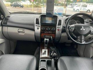 2010 Mitsubishi Challenger PB XLS (5 Seat) (4x4) Red 5 Speed Automatic Wagon
