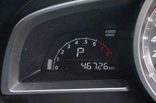 2015 Mazda 3 BM5438 SP25 SKYACTIV-Drive Red 6 Speed Sports Automatic Hatchback