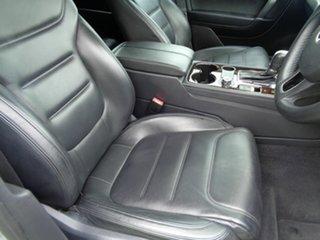 2012 Volkswagen Touareg 7P MY12.5 V6 TDI Tiptronic 4MOTION Silver 8 Speed Sports Automatic Wagon
