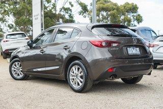 2015 Mazda 3 BM5478 Maxx SKYACTIV-Drive Titanium Flash 6 Speed Sports Automatic Hatchback.