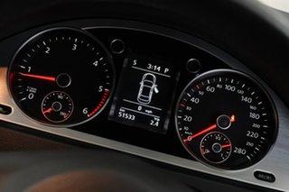 2009 Volkswagen Passat Type 3C MY09 125TDI DSG Brown 6 Speed Sports Automatic Dual Clutch Sedan
