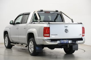 2014 Volkswagen Amarok 2H MY15 TDI420 4Motion Perm Ultimate Silver 8 Speed Automatic Utility