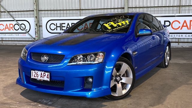 Used Holden Commodore VE MY09.5 SS V Rocklea, 2009 Holden Commodore VE MY09.5 SS V 6 Speed Sports Automatic Sedan