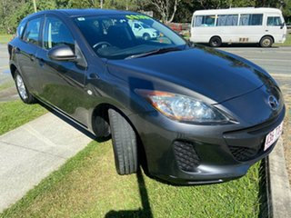 2013 Mazda 3 BL10F2 MY13 Neo Grey 6 Speed Manual Hatchback.