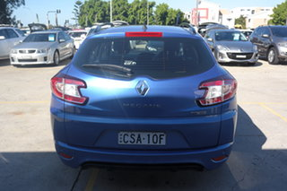 2013 Renault Megane III K95 MY13 Sport Sportwagon GT 220 Blue 6 Speed Manual Wagon