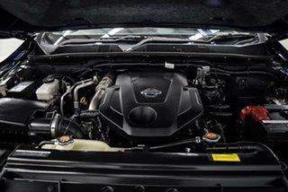 2015 Nissan Navara D23 ST Blue 7 Speed Sports Automatic Utility
