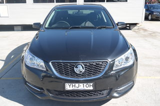 2013 Holden Commodore VF MY14 Evoke Black 6 Speed Sports Automatic Sedan.