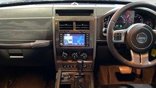 2012 Jeep Cherokee KK MY12 JET Blue 4 Speed Automatic Wagon