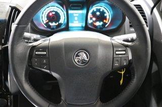 2015 Holden Colorado RG MY15 LTZ (4x4) Black 6 Speed Automatic Crew Cab Pickup