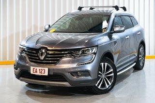 2016 Renault Koleos HZG Intens X-tronic Grey 1 Speed Constant Variable Wagon.