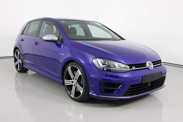 Used Volkswagen Golf AU MY14 R Bentley, 2014 Volkswagen Golf AU MY14 R Blue 6 Speed Direct Shift Hatchback