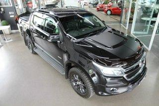 2016 Holden Colorado RG MY16 Z71 Crew Cab Black 6 Speed Sports Automatic Utility