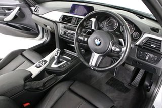 2014 BMW 320i F30 MY14 Silver 8 Speed Automatic Sedan