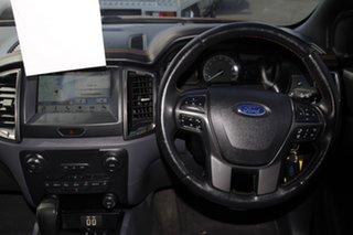2017 Ford Ranger PX MkII Wildtrak Double Cab Orange 6 Speed Sports Automatic Utility
