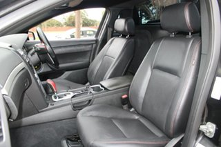 2010 Holden Commodore VE MY10 SV6 Black 6 Speed Automatic Utility