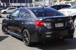 2018 Subaru WRX V1 MY18 Lineartronic AWD Dark Grey 8 Speed Constant Variable Sedan.