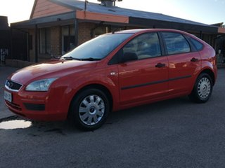 2006 Ford Focus LS CL Red 5 Speed Manual Hatchback