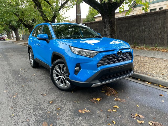 Pre-Owned Toyota RAV4 Mxaa52R Cruiser 2WD Hawthorn, 2020 Toyota RAV4 Mxaa52R Cruiser 2WD Eclectic/leather 10 Speed Constant Variable Wagon