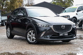 2015 Mazda CX-3 DK2W7A Maxx SKYACTIV-Drive Black 6 Speed Sports Automatic Wagon