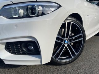 2020 BMW 220i F22 M Sport Alpine White 8 Speed Automatic Coupe.