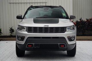 2021 Jeep Compass M6 MY20 Trailhawk Minimal Grey 9 Speed Automatic Wagon.