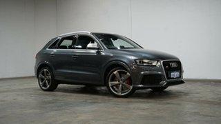 2014 Audi RS Q3 8U MY14 S Tronic Quattro Grey 7 Speed Sports Automatic Dual Clutch Wagon.