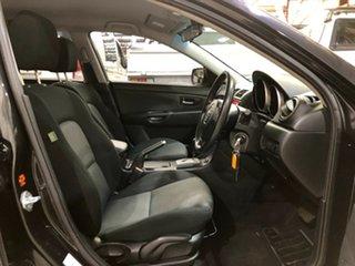 2007 Mazda 3 BK10F2 Maxx Black 4 Speed Sports Automatic Hatchback